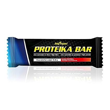 Big Man Nutrition Proteika Bar Chocolate Barra de Proteínas - 840 gr