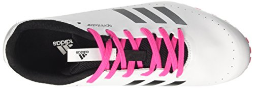 W Donne Bianche Scarpe Adidas Delle Atletica Sprintstar t8wTqc