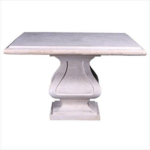 FRP ガーデンテーブル/Square Garden Table B00XSHC1TA