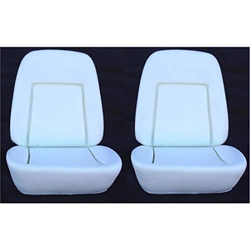 Deluxe Seat Foam, 1969 Camaro, Pair