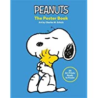 Peanuts: The Poster Book: 20 Art Prints Ready to Frame