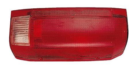 Eagle Eyes FR111-U000R Ford Passenger Side Rear Lamp Lens and Housing FO2801105V rm-EGL-FR111-U000R