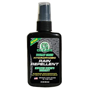 Green Earth Technologies 1214 G-Clean Hydrophobic Rain Repellent - 3 oz.