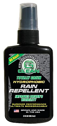 Green Earth Technologies 1214 G-Clean Hydrophobic Rain Repellent - 3 oz. (Rain Repellant Spray)