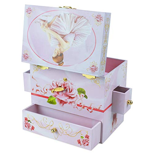 Buy ballerina musical jewelry box
