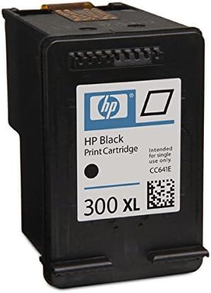 HP 300XL Black Ink Cartridge Original Negro - Cartucho de tinta para impresoras (Original, Tinta a base de pigmentos, Negro, Impresión por inyección de tinta): Amazon.es: Oficina y papelería