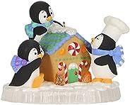 Hallmark Keepsake Christmas Ornament 2021, Baking Buddies Penguins