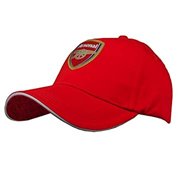 cc2dc87cd65 Official Licensed Football Team Caps (Various Team s to Choose from!) ( ARSENAL)
