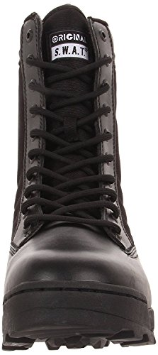 Original S.W.A.T. Men's Classic 9 Inch Tactical Boot, Black, 10 2E US
