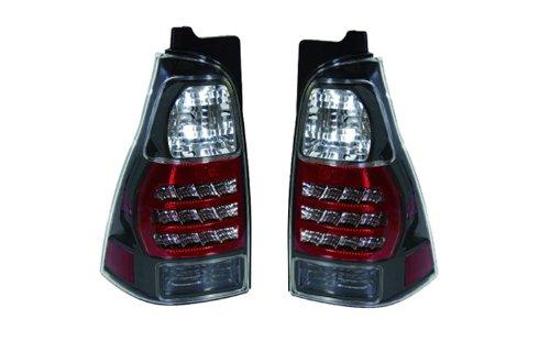 Jdm Black Led Tail Lights in US - 1