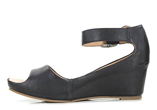 pieds Noir Pantin Mam'zelle Femme Sandales Nu xw880qFvt