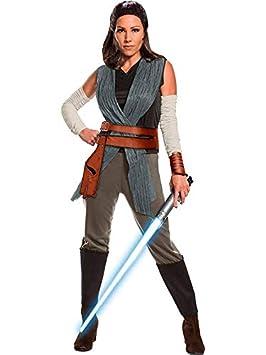 DISBACANAL Disfraz Rey Mujer EP8 Star Wars - -, S: Amazon.es ...