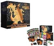 Pokemon TCG Champion's Path Elite Trainer Booster Box - 10 Booster Packs Plus M