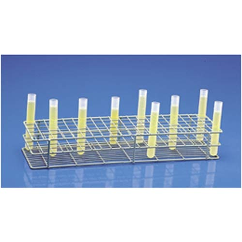 Bel-Art Products 18786-0780, Poxygrid Blue Rack and a Half, 100 Places (Pack of 4 pcs)