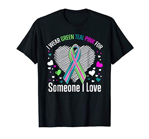 I Wear For SOMEONE I LOVE Metastatic Breast Cancer T Shirt