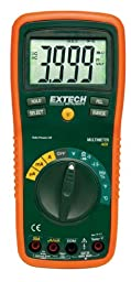 Extech EX420 Professional 11 Function MultiMeter