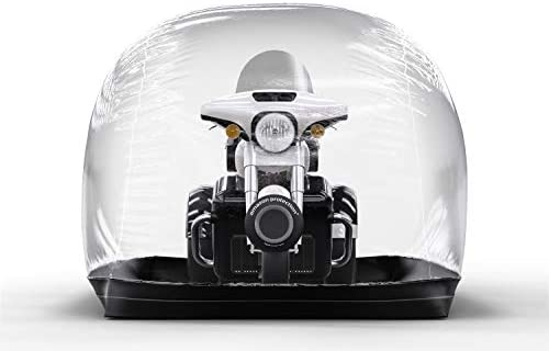 AMAZON PROTECTION MOTORCYCLE CAPSULE COVER 2,8 METER size : Large indoor