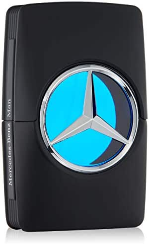 Mercedes Benz | Man | Eau de Toilette | Spray for Men | Aromatic Scent | 3.4 oz