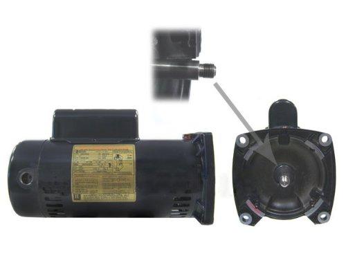 Hayward SPX2710Z1M 1-1/2-Horsepower Threaded Shaft Maxrate Motor Replacement for Hayward Max Flo Ii Pump