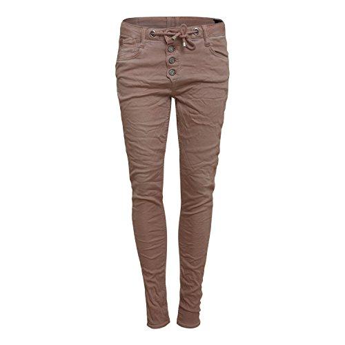 Le Temps de Cerises - Pantalón - para mujer marrón
