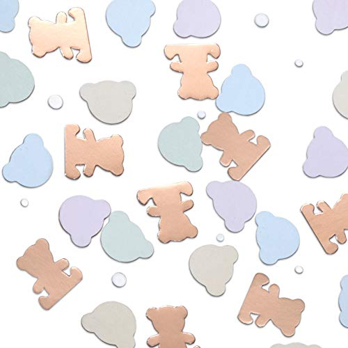 Hatton Gate Teddy Bear Shaped Confetti 14 Gram - Confetti Bear