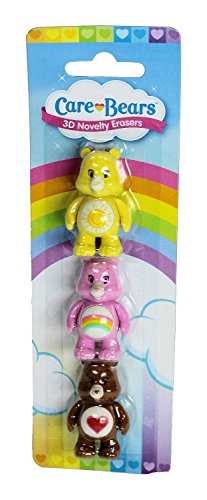 care-bears-pack-of-3-novelty-3d-erasers-rubbers
