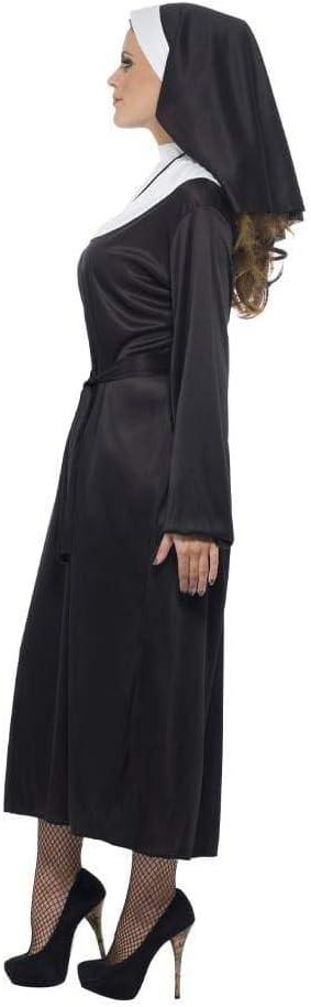 traje de monjas castas M: Amazon.es: Juguetes y juegos