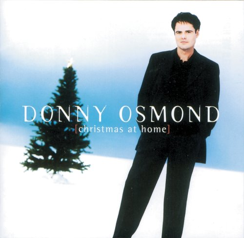 Christmas at Home by OSMOND,DONNY
