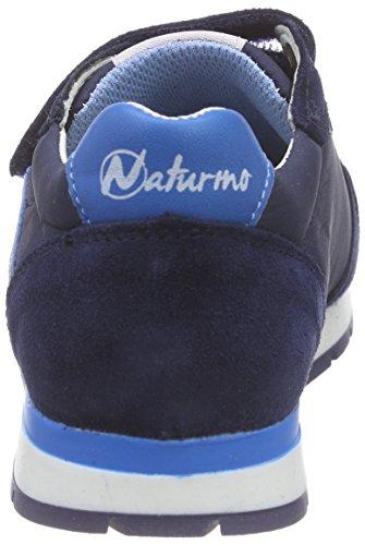 Naturino Jungen Bomba VL Low-Top Blau (VELOUR/RETE/NYLON. NAVY)