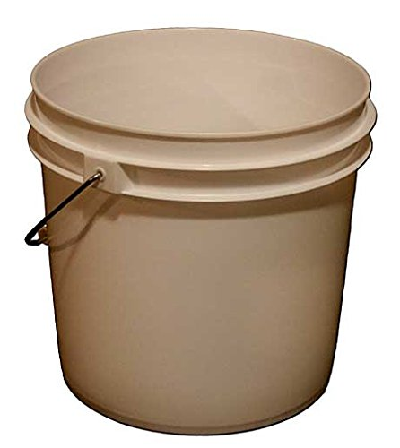 2 1 2 gallon bucket with lid - 6