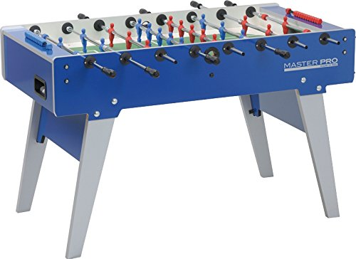 Garlando Master Pro Indoor Foosball/Soccer Folding Game (Pro Soccer Table)