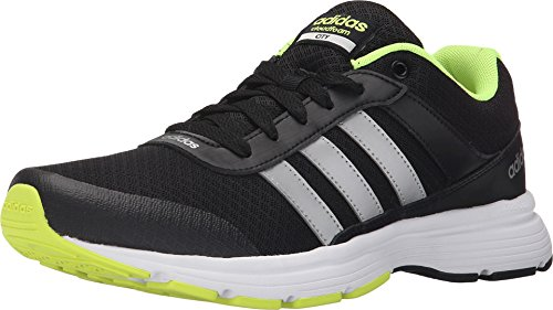more photos a88bc 0d430 adidas NEO Men s Cloudfoam VS City Shoes,Black Metallic Silver Yellow,12.5  M US - Buy Online in Oman.   Shoes Products in Oman - See Prices, ...