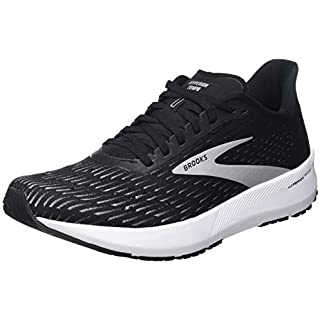 Brooks Hyperion Tempo Black/Silver/White 8 D (M) On Running Shoes Review]
