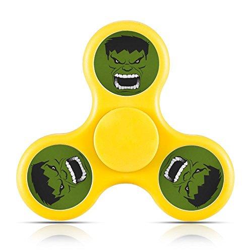 [Custom Hulk-2 Tri-Spinner Fidget Toy Hand Spinner] (Incredible Hulk Costume For Women)