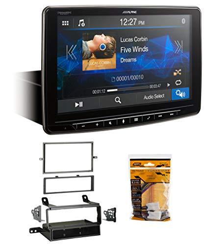 Alpine Digital Media Bluetooth Receiver w/CarPlay for 2005-2007 Nissan Frontier