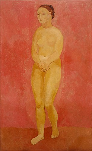 Oil Painting 'Nude With Joined Hands', 12 x 20 inch / 30 x 50 cm , on High Definition HD canvas prints is for Gifts And Foyer, Hallway And Kitchen - Signage Sunglasses For Sale