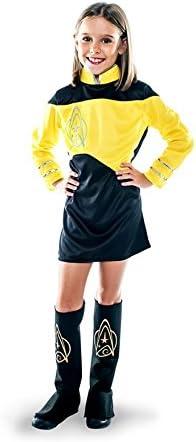 Disfraz de Capitana galáctica para niña: Amazon.es: Juguetes y juegos