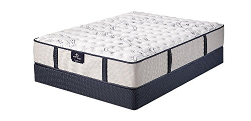 Serta Pearce Firm Mattress Set, ()
