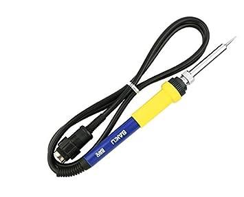 Takestop - Soldador de repuesto eléctrico de estaño para estación de soldadura eléctrica. Para la soldadura de circuitos: Amazon.es: Electrónica