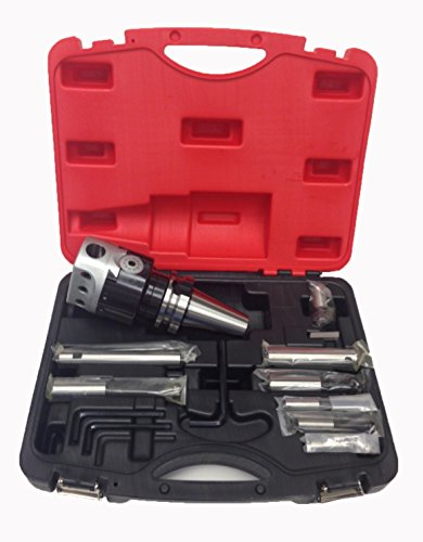 HHIP 3800-5943 Pro-Series BT40 Head Boring Tool Set, 3