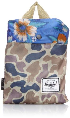 Herschel Casual Tagesrucksack, Duck Camo/Paradise (mehrfarbig) - 10077-00285-OS