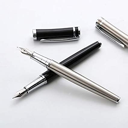 High quality fountain pen full metal luxury pens office school stationery supply