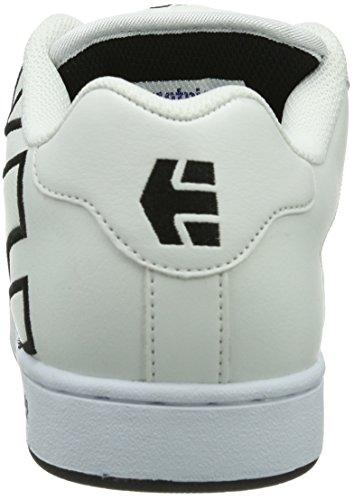 Etnies FADER 4101000203 - Zapatillas de skate de cuero para hombre / White/White/White 103