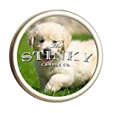 The Stinky Candle Company - Handmade Clean Puppy Scent by The Stinky Candle Company