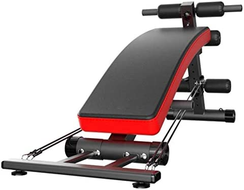 WangGai 多機能仰向けボードホーム腹筋ボード腹筋ホームエクササイズフィットネス機器