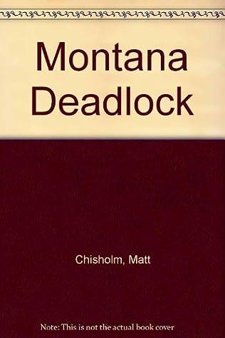 book cover of Montana Deadlock