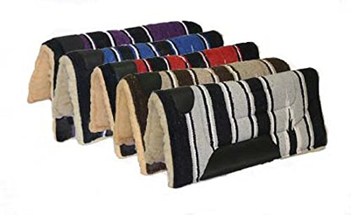 Tahoe Tack Fleece Lined Navajo Pony Saddle Pads