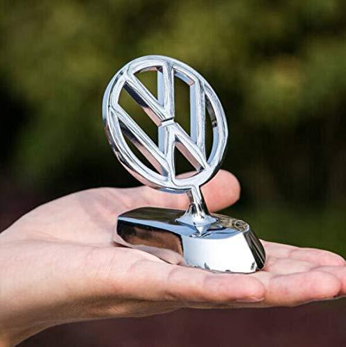 bearfire 3D Emblem Car Logo Front Hood Ornament Car Cover Chrome Eagle Badge for Volkswagen accessories