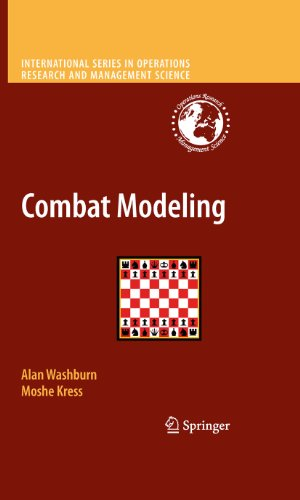 Combat Modeling (International Series in Operations Research & Management Science Book 134)