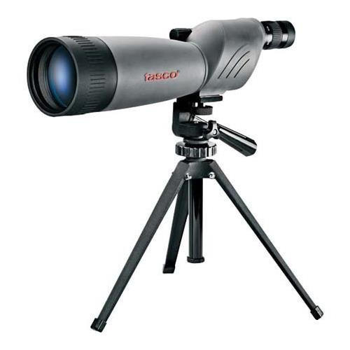 Tasco World Class 20-60x80 Zoom Waterproof/Fogproof Spotting Scope w/Tripod by Tasco